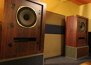 Tannoy Lockwood speakers