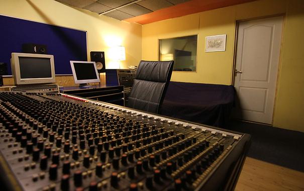 Recording Studios Wandsworth.
