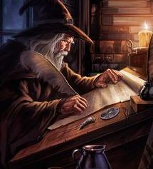 New: D&D Wizard Initiate