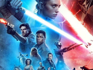 What I Love: Rise of Skywalker