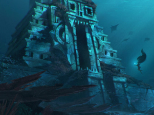 Underwater Dungeons!