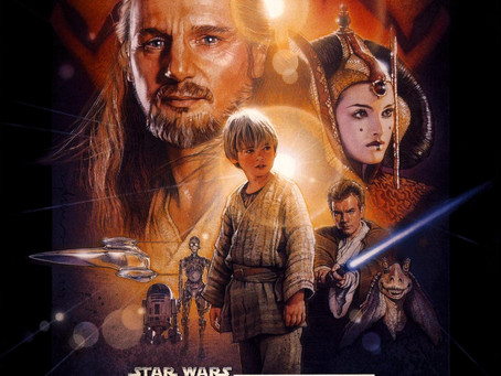What I Love: The Phantom Menace