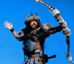 New: D&D Wild Hunter Barbarian