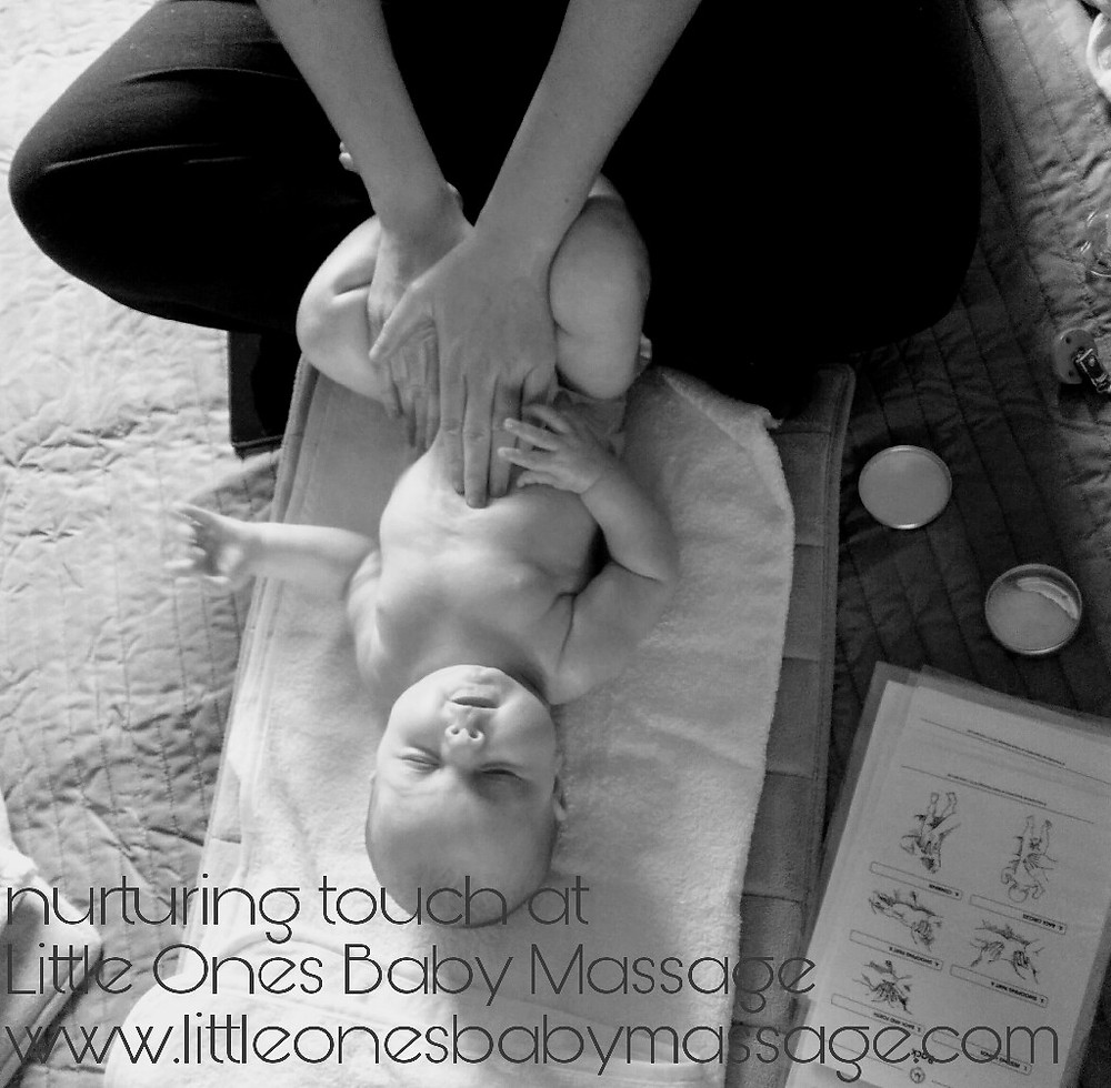 Little Ones Baby Massage