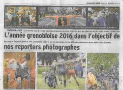Le Dauphiné 31.12.2016