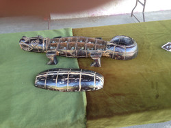 Awele crocodile