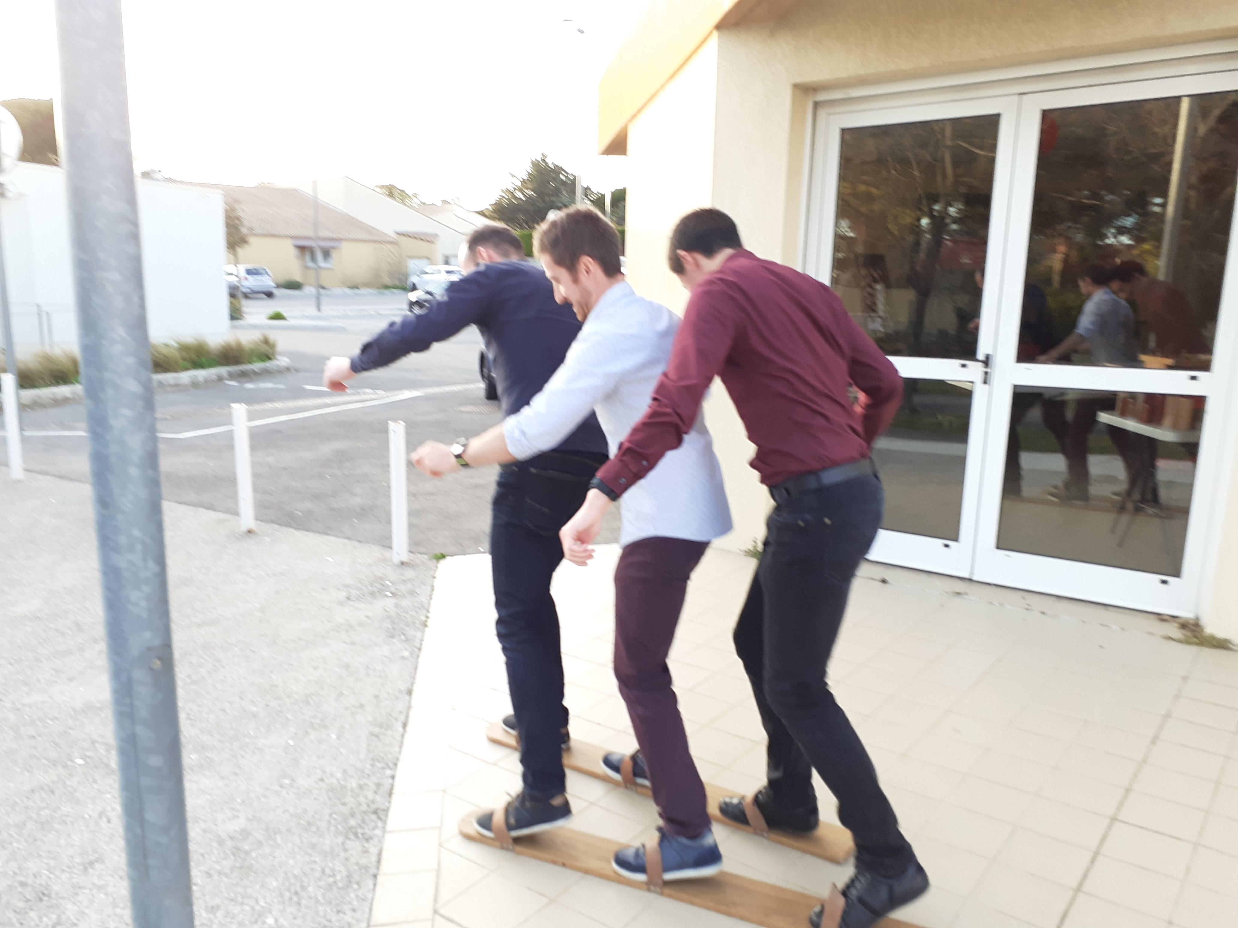 Planche a Ski A