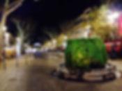 エクス・アン・プロヴァンス ミラボー大通り Cours Mirabeau à Aix-en-Provence