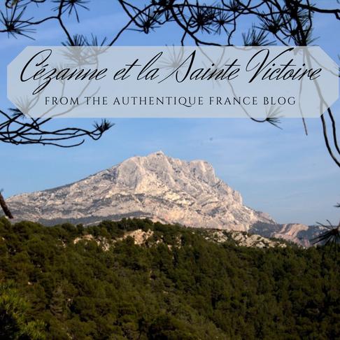 セザンヌとサント・ヴィクトワールCézanne et Sainte Victoire