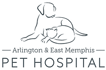 Arlington and East Memphis Pet Hospital Logo
