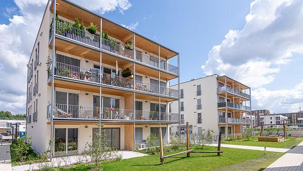 NEST Mietwohnungen in München, Prinz-Eugen-Park