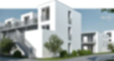 Neubau Wohnungen Passivhaus Reihenhäuser Eigentumswohnungen