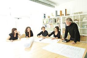 NEST Architekten Team
