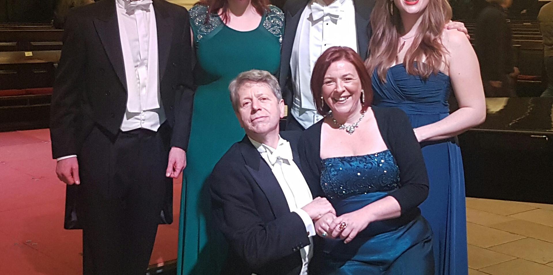 The Merry Opera Gala Team