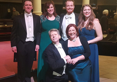 The Merry Opera Gala Team