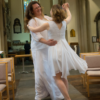 Scenes from our production of 'Messiah'