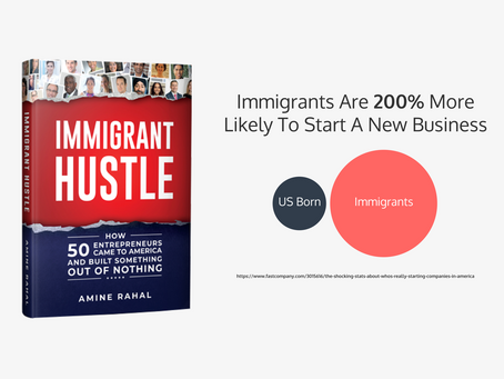 Immigrant Hustle : Interview with Lisa Yong