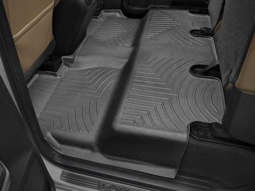 Toyota Tundra Weathertech Rear Floor Liners for CrewMax 2014-2021