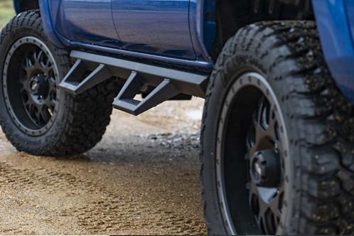 Toyota Tacoma Drop Steps XL2 for 2015-2021