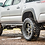 Thumbnail: Toyota Tacoma Wheel to Wheel Nerf Steps for Double Cab 2005-2020 Fits 5' Bed