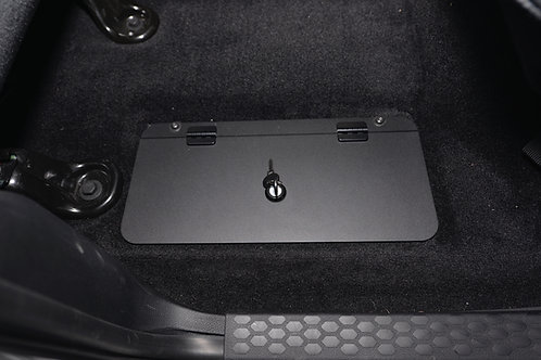 2009-2018 Ram Crew Cab Lockable Floor Box