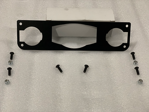 P3 Brake Controller Mounting Plate for Tundra 2007-2013, Sequoia 2008-2020