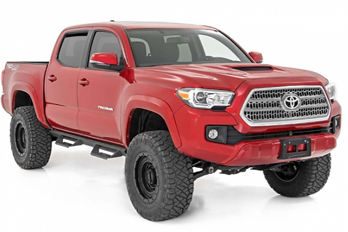 Toyota Tacoma Drop Steps for Double Cab-Length AL2 for 2005-2021