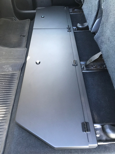 2014 2018 Toyota Tundra Crewmax Long Box Under Seat Storage