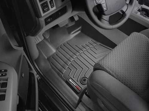 Toyota Tundra & Sequoia Weathertech Front Floor Liners for CrewCab 2012-2021