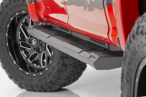 Tundra CrewMax HD2 Running Boards for 2007-2020