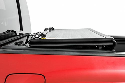 Toyota Low Profile Hard Tri-Fold Tonneau Cover (2016-2021 Tacoma for 5' Bed)