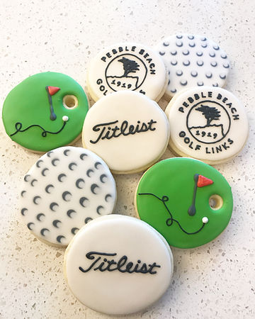 Golf Themed Sugar Cookies.JPG