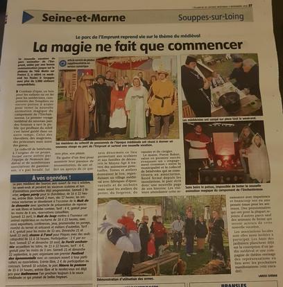 ARTICLE L'ECLAIREUR