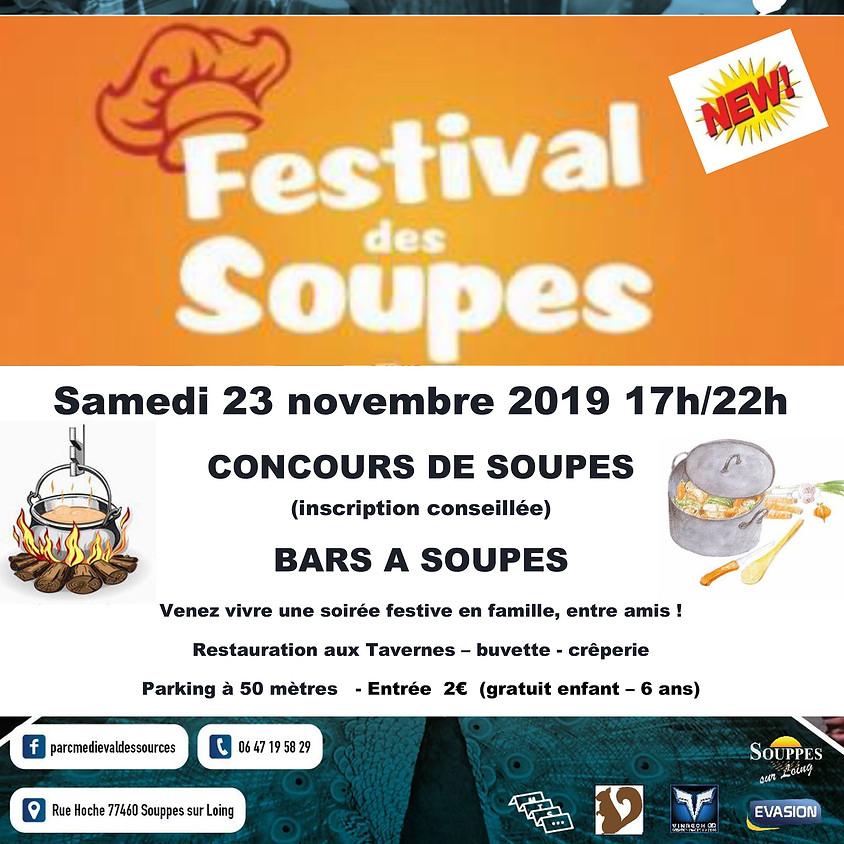 Festival des Soupes !