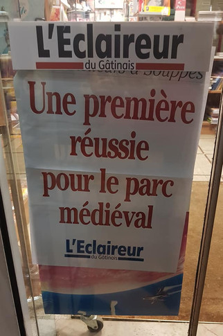 AFFICHE L'ECLAIREUR