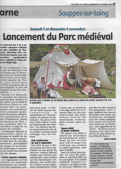 ARTICLE ECLAIREUR