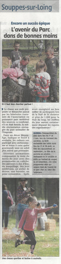 ARTICLE CHASSSE AUX OEUFS