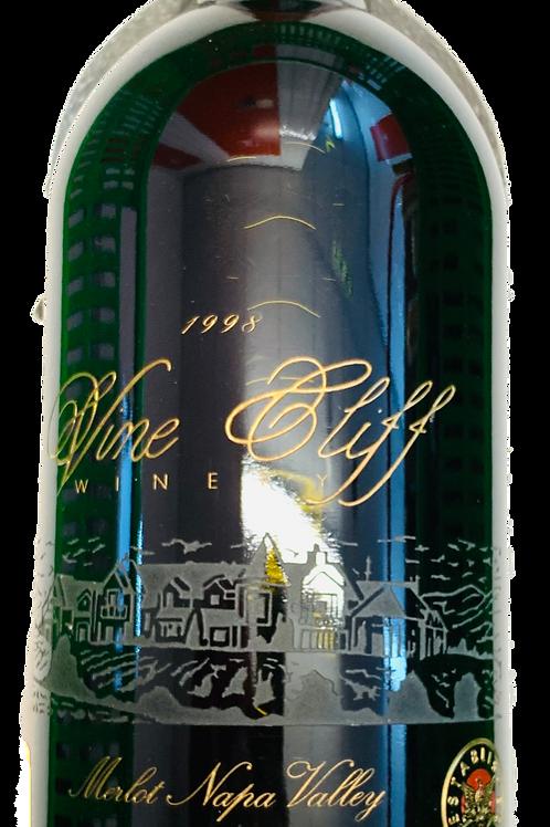 Vine Cliff Merlot 3-liter OC 1998