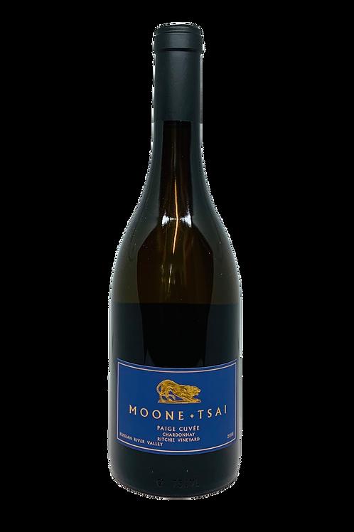 Moone-Tsai Paige Cuvee Chardonnay 2018