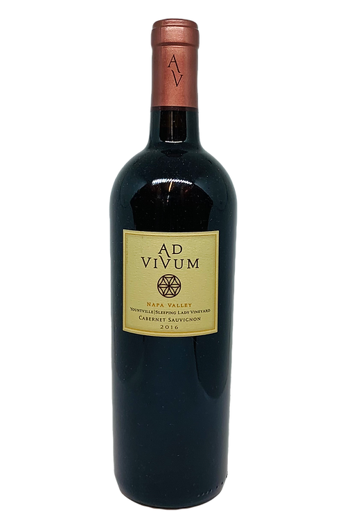 Ad Vivum Sleeping Lady Vineyard Cabernet Sauvignon 2016