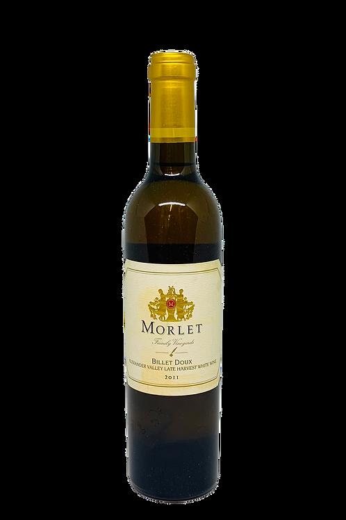 Morlet Family Wines Billet Doux Late Harvest 2011