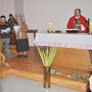 Misa de Ramos