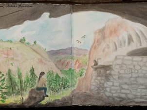 Chaco Canyon & Bandelier