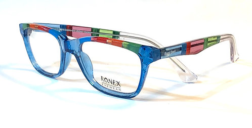 S8892 - Colourful Blue