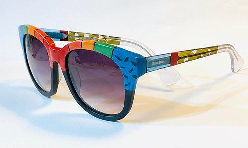 9031 - Colourful Laesha Sunglasses