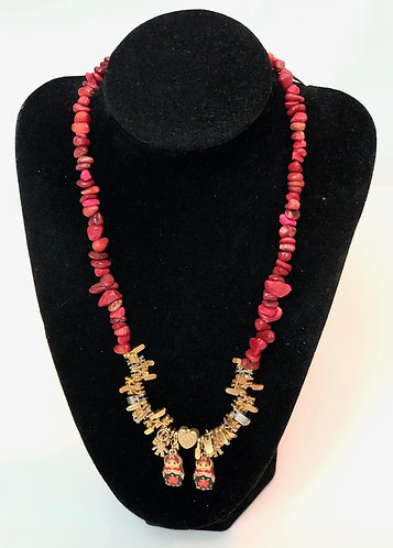 Recycled Necklace No. 4