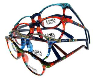hand painted eyewear