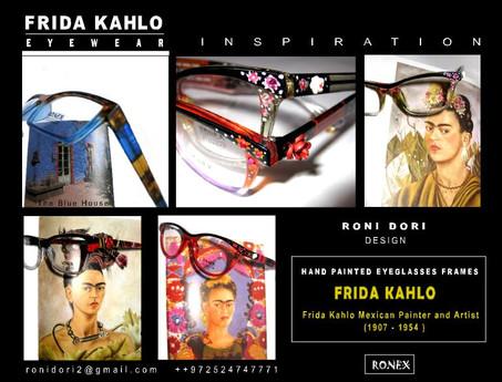 Postcard- Frida Kahlo