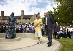 Grand Opening by Princess Anne