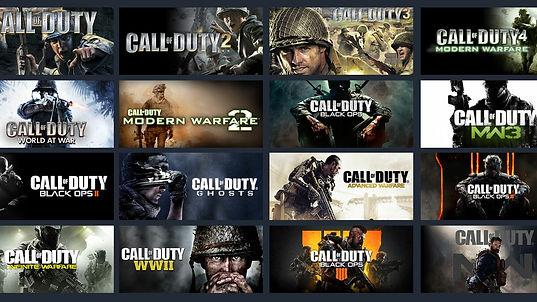Descarga y criticade toda la saga de call of duty en google drive - mediafire todos los juegos portadas